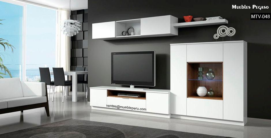 Muebles pegaso modernos muebles de melamina for Muebles en melamina modernos