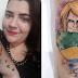 """Torcedora faz tatuagem do """"feiticeiro do hexa"""" e não se arrepende"""