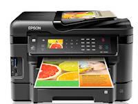 Epson WorkForce WF-3530 driver & software (Recommended)
