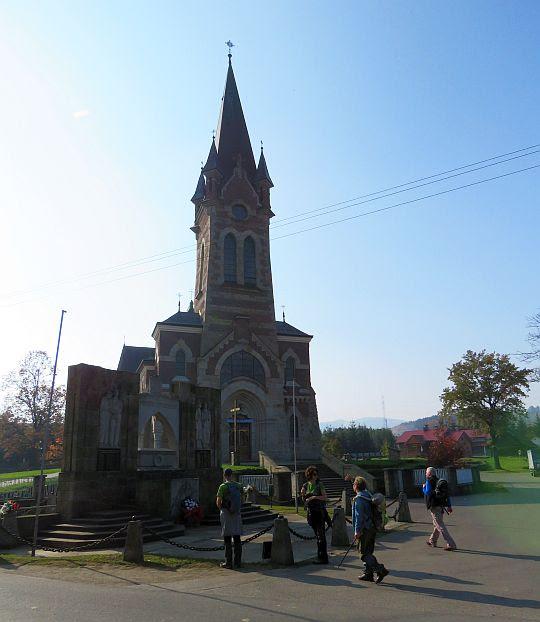 Kościół pw. św. Stanisława Biskupa Męczennika w Lubatowej.