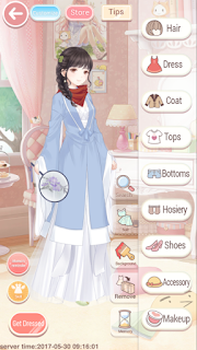 Chapter 8: Kota Bulan Yang Misterius Love Nikki Dress Up Queen 3