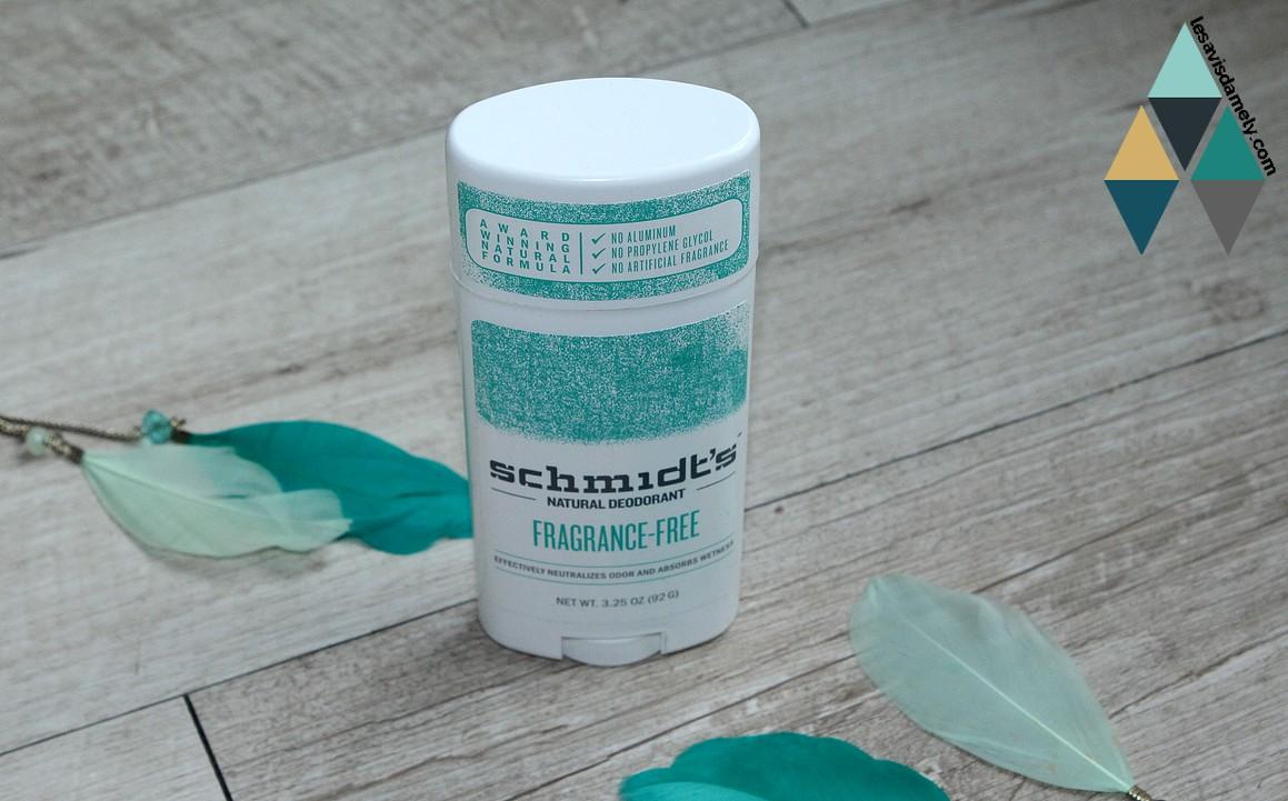 déodorant naturel pour les peaux sensibles