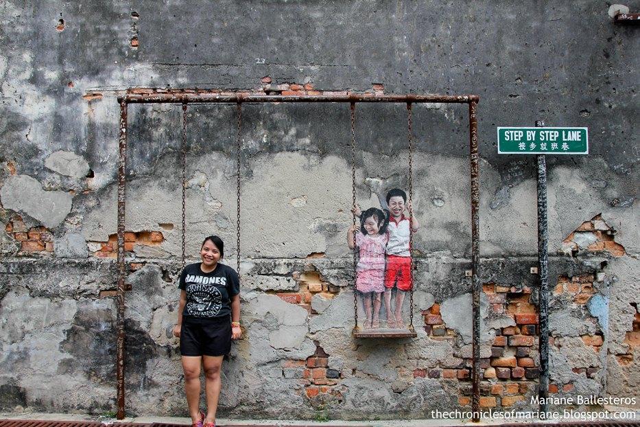 Penang Street Art Food