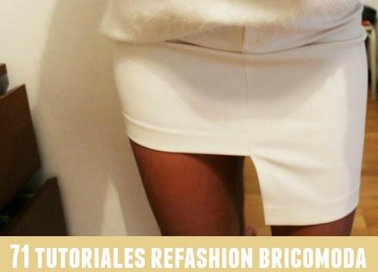 Hazte Bricomoda-Refashion. 71 Tutoriales