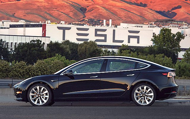 Tesla Modelo 3