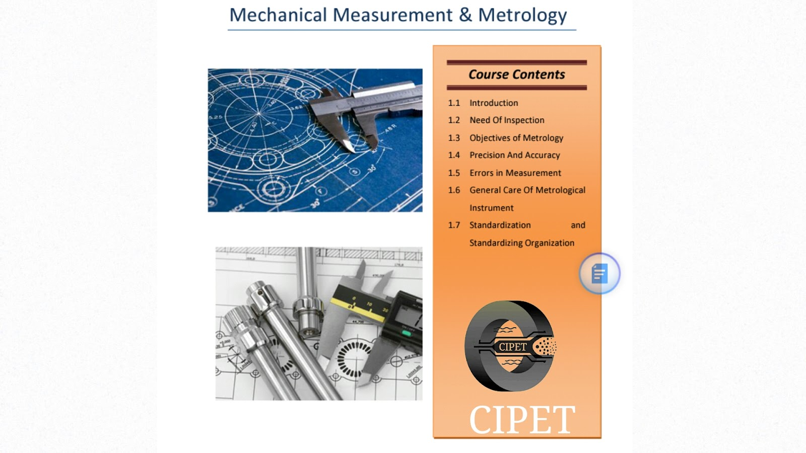 Metrology And Measurement Book Pdf