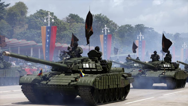 Rusia y UE compiten con EEUU por mercado militar de América Latina