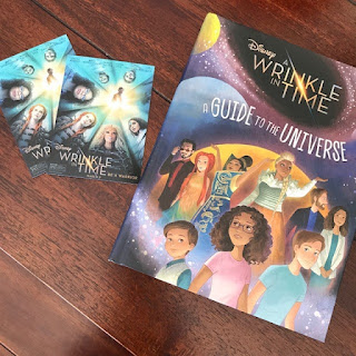 A Wrinkle in Time Movie Giveaway