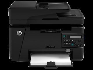 HP LaserJet M127fn