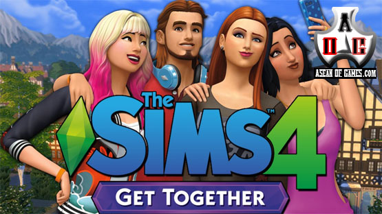 The Sims 4 Get Together Addon