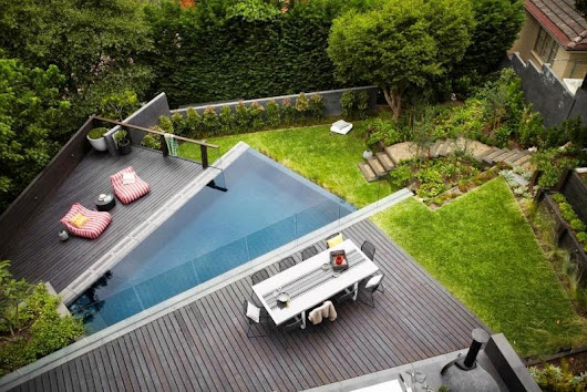 Outdoor Pool Ideas of 2015 - Lot of Fashionable Bathing Fun