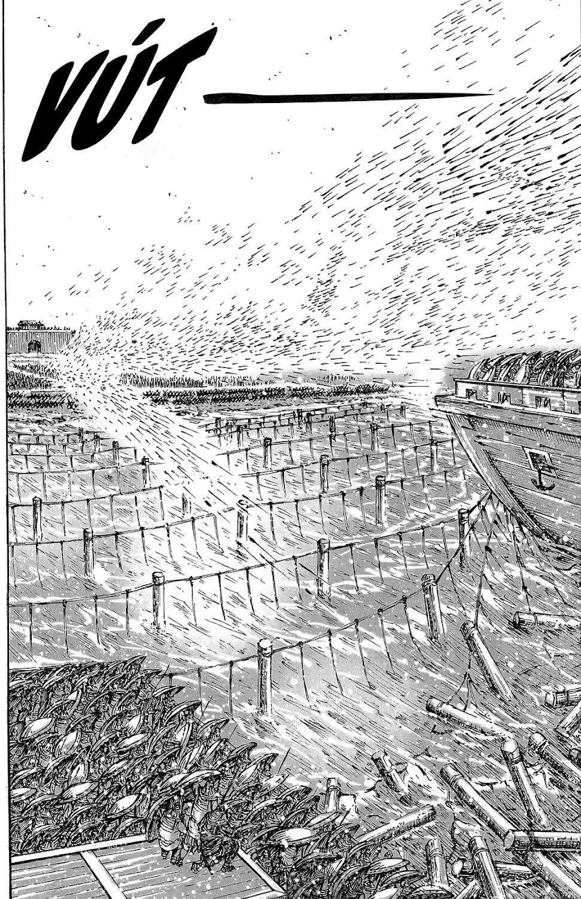 Hỏa phụng liêu nguyên Chương 377: Khí thôn Giang Hạ [Remake] trang 6