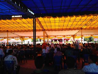 TNI KB-Kes Nasional 2017 di Rokan Hulu