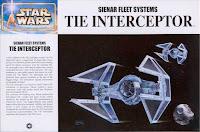 Tie Interceptor Fine modls 1/48