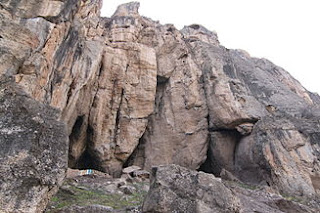 The cave where the earliest known winery was located in southern Armenia