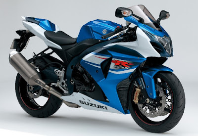 Suzuki GSX-R1000 Side view HD Wallpaper