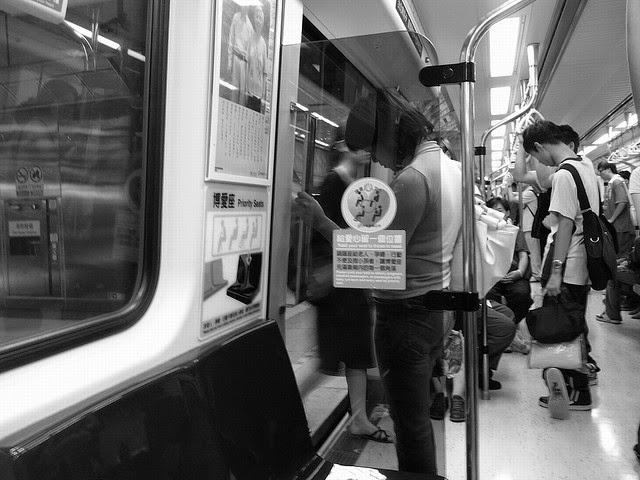 捷運裡的標語與鄭捷事件的關係