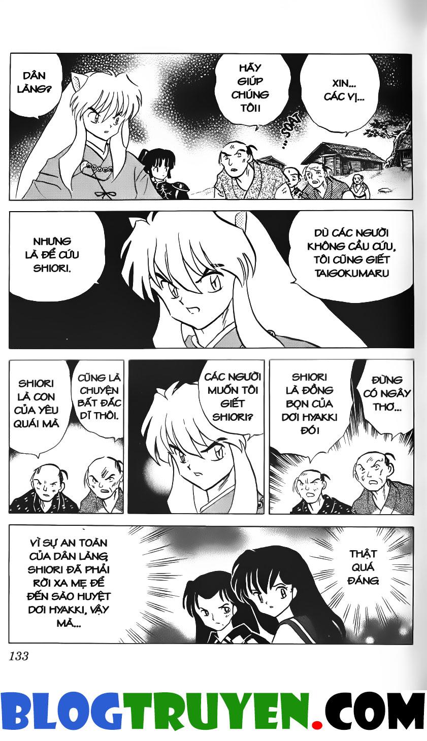 Inuyasha vol 22.8 trang 4