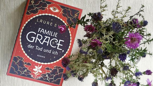 Rezension-Familie-Grace-der-Tod-und-ich-Laure-Eve-Buch-Fischer-Verlag