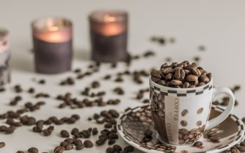 Wallpaper: Coffee beans