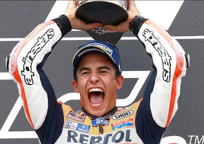 Marquez Ungkap Kunci Kemenangannya di GP Jerman