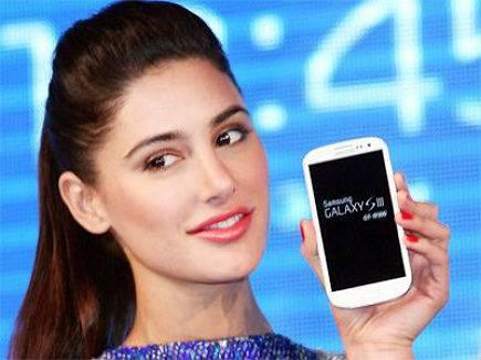 Smartphone top de linha da Samsung chega ao Brasil