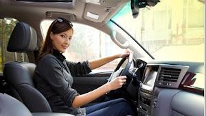 Tips Sehat Duduk Lama di saat mengendarai mobil