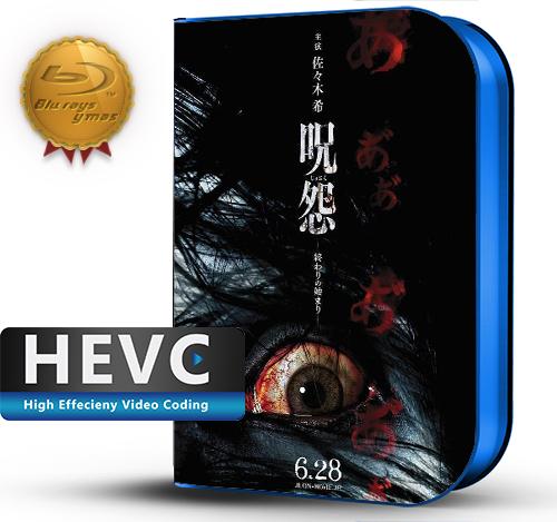 Ju-on: Beginning of the End  (2014) 1080P HEVC-8Bits BDRip Japones(Subt.Esp)(Terror)