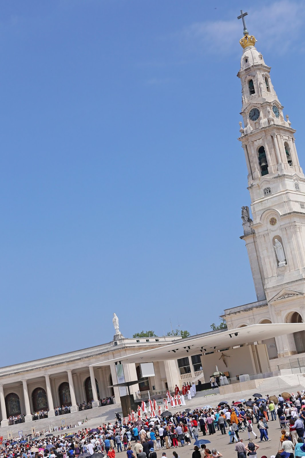 Fatima, Portugal: A Day Trip from Lisbon to Portugal's Holiest City
