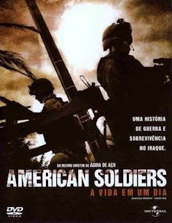 American Soldiers – A Vida em Um Dia Dublado Online
