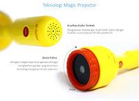 Promo Al-Qolam Magic Projector