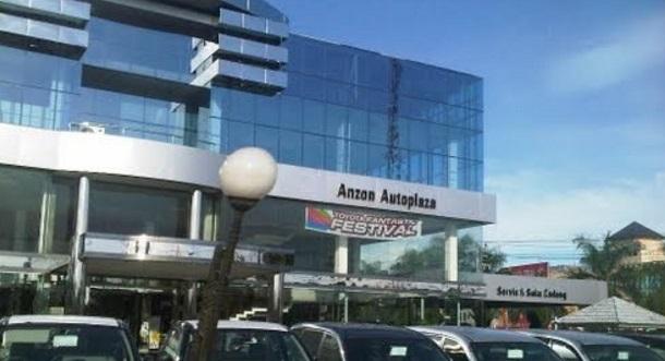TOYOTA Anzon Autoplaza - Pontianak, Alamat : Jl. Jend. Achmad Yani No.89 - Pontianak, 78123