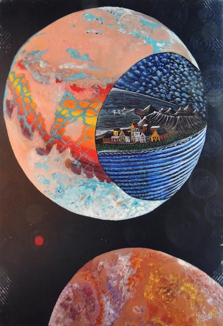 Obra de arte en venta Manuel Carmona: pintura