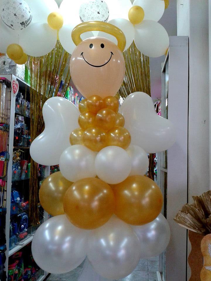 Fiestas y detalles primera comunion - Ideas para decorar una primera comunion de nino ...