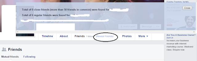 Hero Apps: How to see hidden friends list in facebook