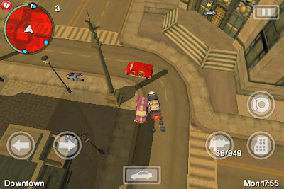 Game GTA Chinatown Wars For Android