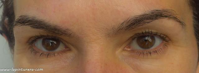 ojos sin nada