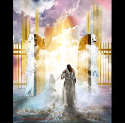 The Gate of Salvation by Deborah Waldron Fry