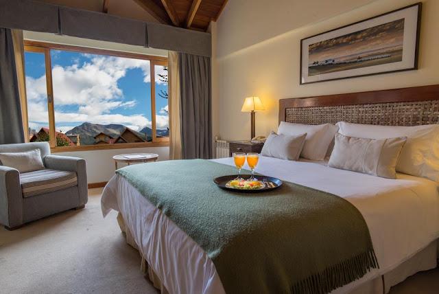 Quarto do Los Cauquenes Resort Spa Experience