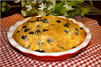 Blueberry coffee cake ic recipe