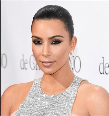 Luxury Makeup - (Kim Kardashian Smokey Eyeshadow Makeup Tutorial)