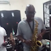 Video: Ekiti state governor, Ayo Fayose, shows off his skills as a saxophonist