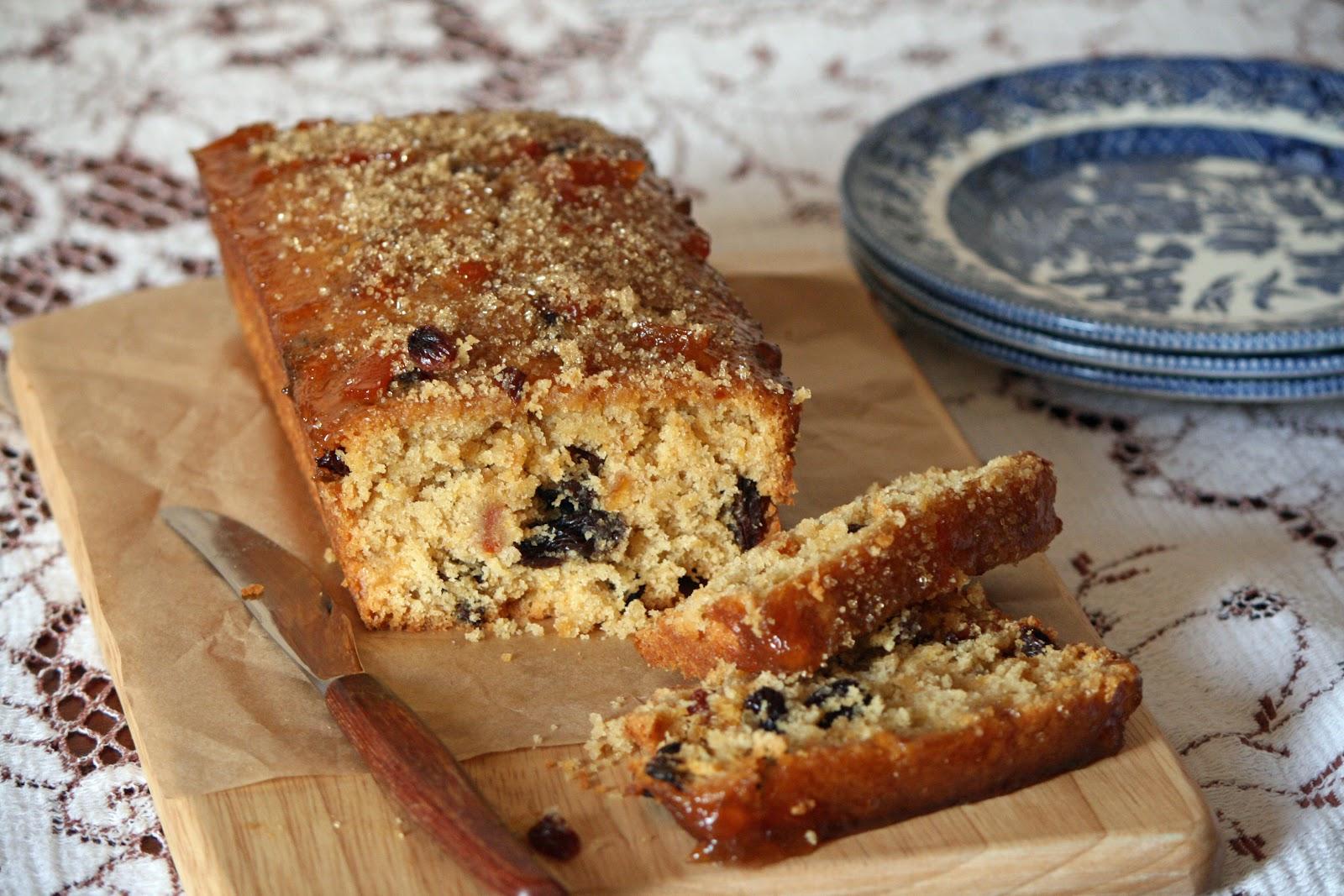 Lauralovescakes...: Marmalade Loaf Cake