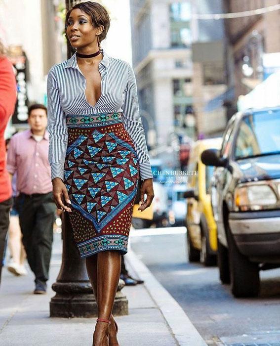 Latest Ankara style For Women