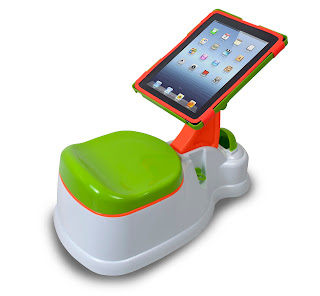 The iPotty: Do the Kiddies Need an Apple to Help Them Take a Crapple?