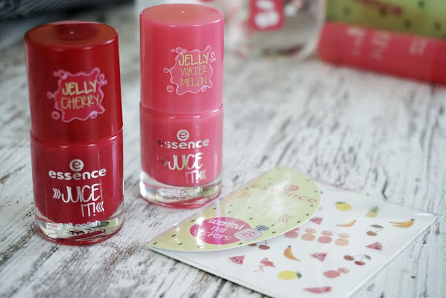essence juice it limited edition jelly nail polish