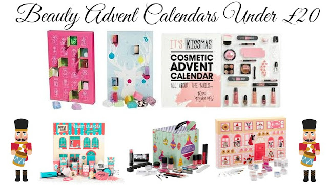 Beauty Advent Calendars Under £20