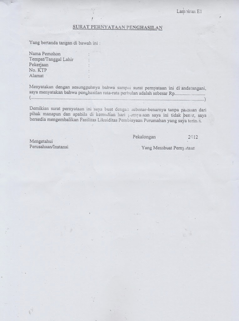 Surat Rasmi Dalam Bahasa English - Rasmi V