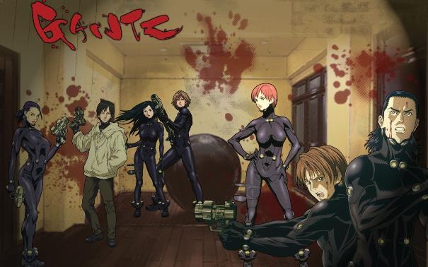 Gantz - Top Anime Like Shingeki no Kyojin (Attack on Titan)
