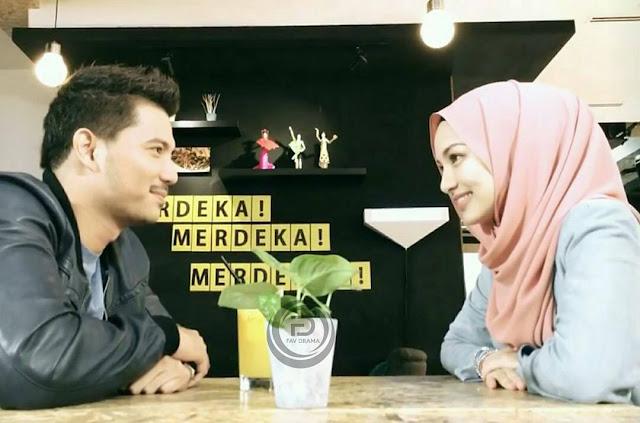 Video Real Life : Fattah Amin Imamkan Solat Bersama Neelofa